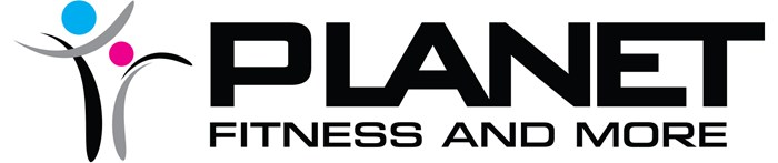 PLANET FITNESS AND MORE LOGO