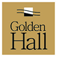 GOLDEN HALL LOGO